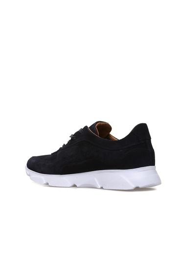 Divarese 5024376 Süet Erkek Sneaker Lacivert